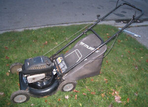 """Murray 22"""" Gas 6 HP 4-stroke(cycles) Lawnmower with BAG,excellen"""