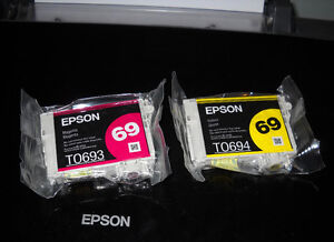 Epson Stylus CX8400 Copier, Printer and Scanner St. John's Newfoundland image 3