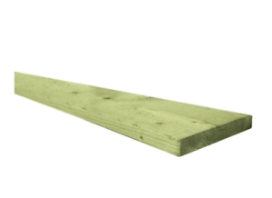 Wanted 1 x 6 green Pressure Treated lumber or short pieces