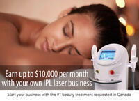 Earn up to $10,000/mth w/Laser Biz – FREE Demo/Delivery/Training