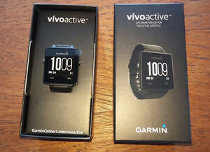For Sale: Garmin Vivoactive GPS Smartwatch - Brand New in Box