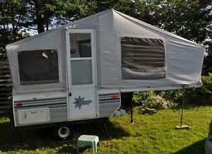 BONAIR 500 small tent trailer, 6.5ft box, 900kg 1995     SOLD!!!