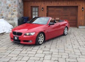 BMW 328 ic Convertible / Cabriolet (hard top)