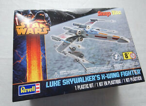 Snap Tite Star Wars Luke Skywalker's X-Wing Fighter by Revell