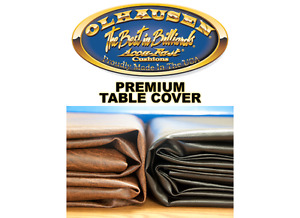 Pool Table Cover 4' X 8' in Brown