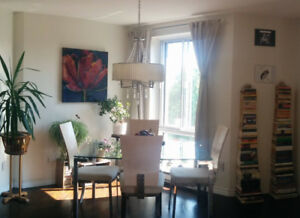 4 1/2 condo / apartment  Verdun (Sud-ouest) rent $1350 July 1