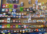 Guitar Strings & Accessories up to 70% from Regular Price