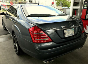 2007 Mercedes-Benz S-Class S550, Panoramic, Night Vision, NAVI