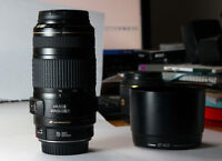 Canon 70-300 IS USM - Like New Condition