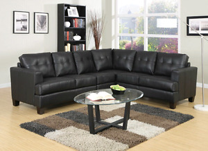 LOOKING FOR Leather Sectional