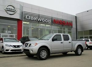 Nissan Frontier SV 4WD Crew Cab LWB Auto 2015