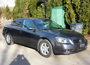 2006 Nissan Altima 2.5S Special Edition *Excellent Condition*