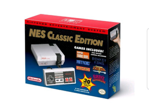NES CLASSIC EDITION CONSOLE+ EXTRAS