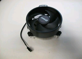 AMD 712-000046 REV:D WRAITH STEALTH AM4 HEATSINK & FAN NEW