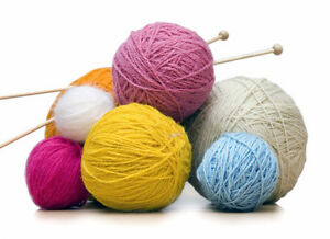 YARN & BUTTONS NEEDED London Ontario image 1