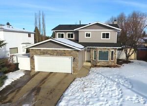 Completely Updated 4 Bed + Den 2-storey for Sale in Spruce Grove