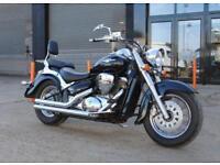 2013 SUZUKI VL 800 INTRUDER L2, EXCELLENT CONDITION, £5,250 OR FLEXIBLE FINANCE