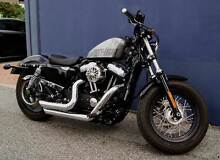 HARLEY-DAVIDSON SPORTSTER FORTY EIGHT Cannington Canning Area Preview