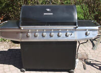STAINLESS STEEL BBQ FOR SALE!!! $150.00