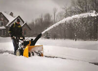 Reliable Snow Removal - Call/Text David 24/7 519-617-2069