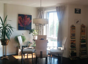 2 bdrm condo / apartment Verdun (Sud-ouest) rent $1350 July 1