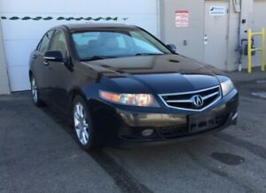 2008 Acura TSX 6 months warranty included.