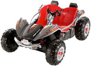 """Fisher-Price Power Wheels Dune Racer Extreme """"BRAND NEW"""""""