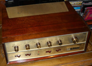 Vintage Fisher X-100-A Tube Amp Reduced to $800