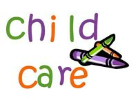 Cochrane child care at my home