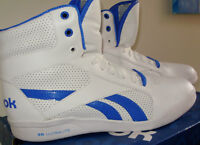 BRAND-NEW-WITH-BOX-REEBOK-SL-FITNESS-ULTRALITE WHITE / BLUE