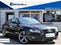 2008 08 Audi A5 3.0 TDI Quattro Sport Manual MMI | B&O AUDIO | H-LEATHER