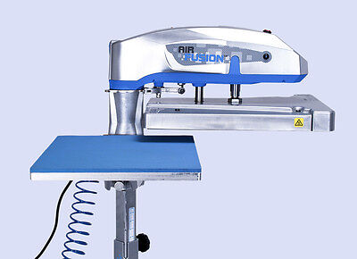 Stahls Hotronix Air Fusion Iq Heat Press Xrf 16x20 Swing-away Free Shipping