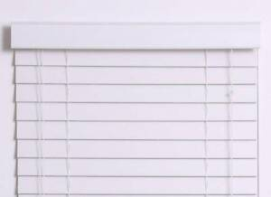 WHITE PVC VENETIAN BLINDS - VARIOUS SIZES & PRICES - AS NEW Reedy Creek Gold Coast South Preview