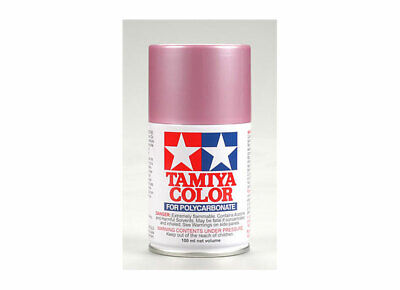 Tamiya 86050 PS-50 Polycarbonate Spray Metallic Red/Pink 3 oz TAM86050