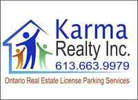 Keep your Ontario Real Estate License! Park it!