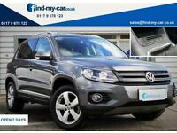 2014 14 Volkswagen Tiguan 2.0 TDI 140 4 Motion BlueMotion Tech Escape S/S