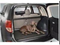 Genuine Toyota RAV4 dog guard(Part Number PZ483-X2121-00) 2007 onwards