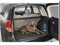 Genuine Toyota RAV4 dog guard(Part Number PZ483-X2121-00) 2007 onwards - £100 o.n.o.