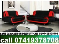 Genesis D-I-S-C-O-U-N-T-E-D PRICES 50%-----FOR C-A-R-O-L WHITE AND BLACK3 AND 2 SEATER SUITE