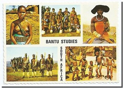 Cpsm   Africa Various Tribes In South Africa