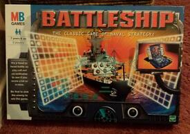 Battleship Game.