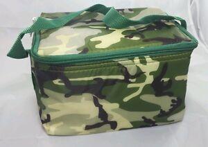 Camo Lunch Bag Ebay