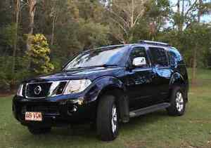 2012 Nissan Pathfinder Wagon **12 MONTH WARRANTY** Coopers Plains Brisbane South West Preview
