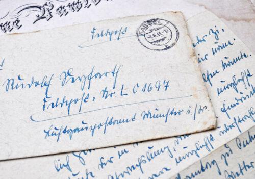 Philatelie der Kriegskorrespondenz – so finden Sie Feldpost aus dem Ausland