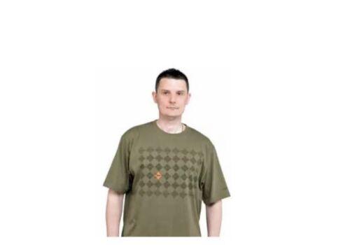 Chub Vantage T-Shirt M Angelshirt Angelbekleidung Karpfenangeln No Fox Nash