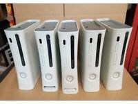 5 xbox 360 spares and repairs