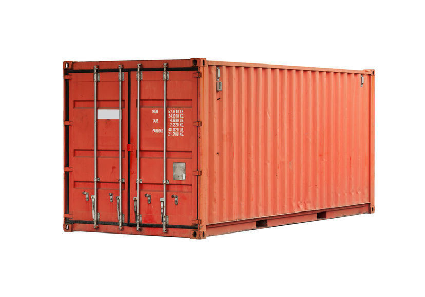 large shipping container price