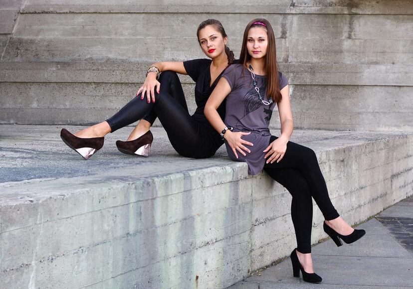 Die 5 ausgefallensten Damen-Leggings Designs