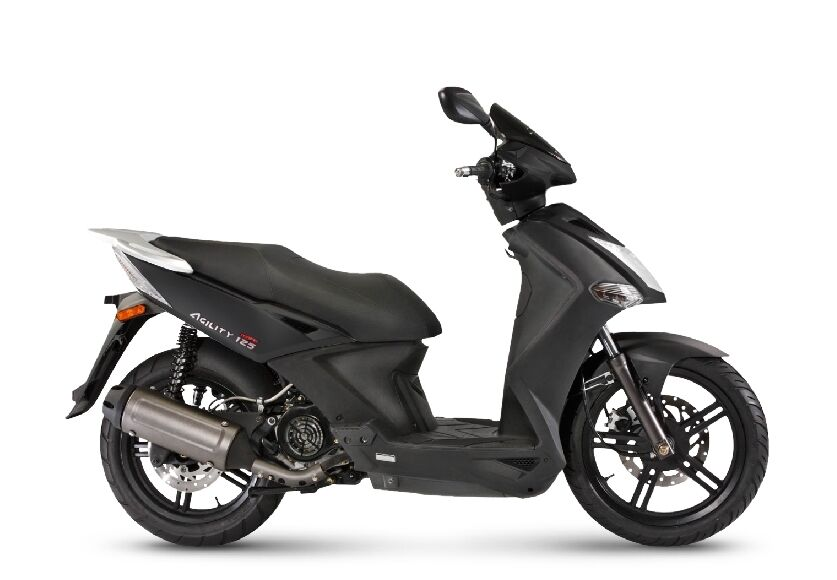 kymco agility 125cc for sale in eastleigh hampshire gumtree. Black Bedroom Furniture Sets. Home Design Ideas