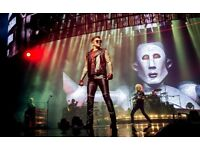 Queen + Adam Lambert Tickets in Amazon Deck Seating at O2 Arena, 4 July